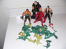 Random Toys Lot Action Figures, Toy Story & Army Men