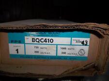 48 INCH RELIANCE BASEBOARD ELECTRIC HEATER 240V VOLTS 1000 WATT USA