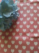 Herzen rot//rosa//grün//orange süß Herz Herzchen Patchwork Deko Stoff €16,00//Lfm