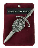Law Enforcement Kilt Pin - Made In Scotland