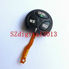 NEW Top Cover Button For Nikon D200 Left QUAL WB ISO Button Key Digital Camera