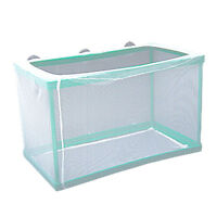 Aquarium Fish Tank Guppy Breeding Breeder Baby/Fry Net Trap Box Hatchery