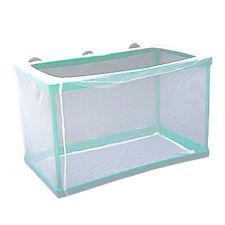 Aquarium Fish Tank Guppy Breeding Breeder Baby/Fry Net Trap Box Hatchery