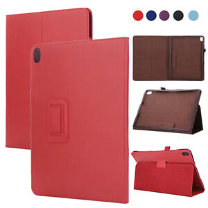 For Lenovo Tab E10 Case PU Leather Folio Stand Tablet Cover Skin TB-X104F 10.1''