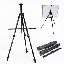 HOT Folding Artist Telescopic Field Studio Painting Easel Tripod Display Stand