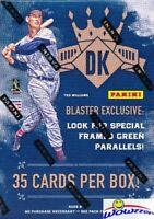 2017 Panini Diamond Kings Baseball Blaster Box-Look for Aaron Judge+Bellinger!