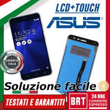DISPLAY LCD+TOUCH SCREEN PER ASUS ZENFONE 3 ZE520KL Z017D Z017DA SCHERMO NERO!!!