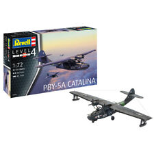 Revell PBY-5A Catalina Model Kit (Level 4) (Scale 1:72) - 03902 - NEW