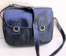 SAC A MAIN LANCEL NOIR ANCIEN DE COLLECTION