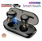 Bluetooth Wireless Earbuds Headphone Headset In-Ear TWS Stereo *FAST SHIPPING*