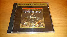 Jethro Tull -Songs from the Wood - 24Kt gold CD - MFSL - Rare!