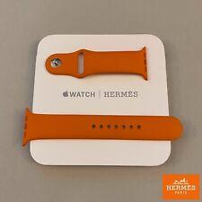 42mm Hermès Orange Sport Band 44mm Apple Watch Hermes