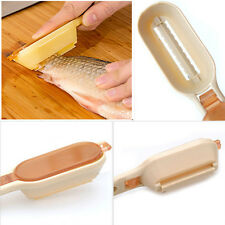 New Fish Scale Remover Scaler Scraper Cleaner Kitchen Tool Peeler
