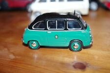 Ixo/altaya 1/43eme fiat 600 multipla taxi like new without box