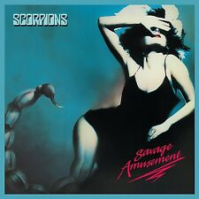 SCORPIONS - SAVAGE AMUSEMENT (50TH ANNIVERSARY DELUXE EDITION)  VINYL LP+CD NEU