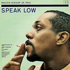 Speak Low by Walter Bishop, Jr. (CD, Dec-2014) Japan includes OBI Jazz