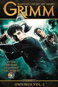 Grimm (TV Series) Omnibus TPB Softcover Graphic Novel