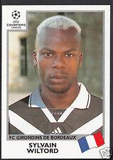 PANINI CALCIO ADESIVO-UEFA CHAMPIONS LEAGUE 1999-00 - N. 272-Bordeaux