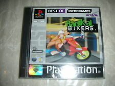 RADIKAL BIKERS PS1 NUOVO! ITALIANO