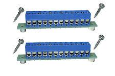 2 St. Verteiler Stromverteiler SV-12  mit Einbauzubehör ROHS konform