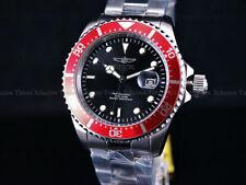 Invicta Men's Submariner Deep Pro Diver 200M PC32A Quartz SS Bracelet 43mm Watch