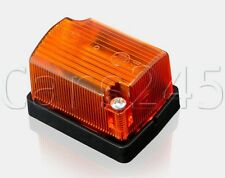 Clearance Light Position Lamp Amber fits Star Jelcz Kamaz Truck Bus 43x58mm