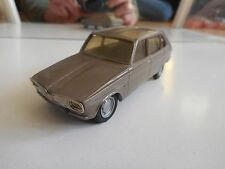 Duvi Renault 16 in Light Brown on 1:43