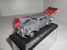 CITROEN TRACTION AVANT 15-SIX VOITURES MON PERE ATLAS IXO 1:43
