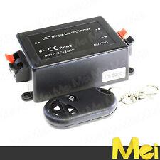 D004 dimmer con telecomando a RF 12V 24V 8A per striscia LED