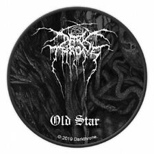 DARKTHRONE - Patch Aufnäher - Old Star 9x9cm