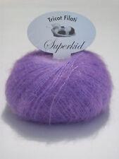 Filati maglia gomitoli filato Super Kid Mohair Cod.002