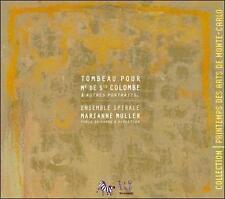TOMBEAU POUR MR. DE STE. COLOMBE & AUTRES PORTRAITS... (NEW CD)