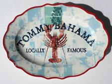 Tommy Bahama Melamine Serving Platter Tray Lobster 16x11 Coastal Nautical Plate