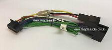 Sony XAV-W650BT XAVW650BT Wiring loom - Brand New Genuine Part