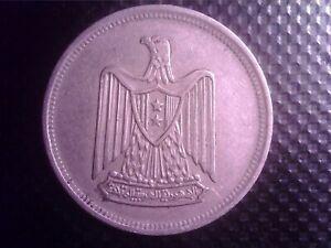 EGYPT   5   PIASTRES  1967   SEP27