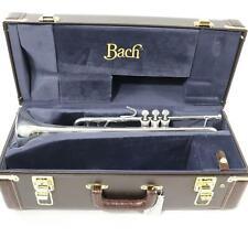 Bach Model 180SL37 Stradivarius Professional Trumpet SN 766430 CUSTOM SHOP