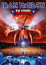 Iron Maiden - En Vivo! *New Bluray*