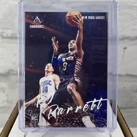 2019-20 Chronicles Basketball Luminance RJ BARRETT RC Rookie Card #142 KNICKS