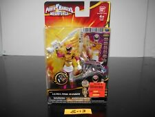 MINT & SEALED!!! MIGHTY MORPHIN POWER RANGERS MEGAFORCE ULTRA PINK RANGER 8-13