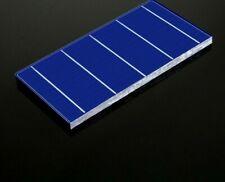 Solar Cell 100PCS PV Photovoltaic 100W DIY Monocrystall Wire Solar Panel Kit