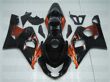 Bodywork Injection Plastic ABS Fairing Fit for 2004-2005 Suzuki GSXR600/750 w25