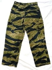 EARLY TYPE TIGER STRIPE TROUSERS / Vietnam War / NICE