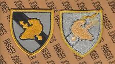 US Army Military Academy West Point USMA Cadre dress uniform patch m/e