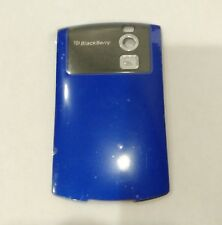 LOT of 10 BLACKBERRY CURVE 8300 8310 8320 8330 Navy Blue Battery Door Cover Back
