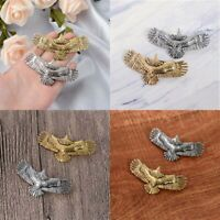 Alloy Medieval Accessories Hair Hairpin Long Raven 1pc Pin Women Eagle