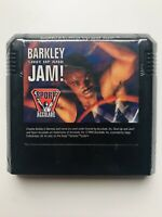 Barkley Shut Up and Jam (1993 SEGA Genesis Basketball Video Game)