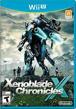 Xenoblade Chronicles X [Nintendo Wii U Action RPG, Weaponized Mechs] NEW