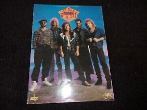 1987-88 NIGHT RANGER TOUR PROGRAM