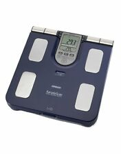 Omron OM-BF511 Dark Blue Family Body Composition Fat & Skeletal Health Monitor