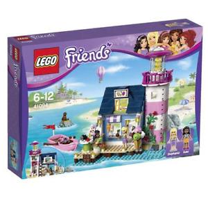 LEGO Friends 41094 Heartlake Beach Lighthouse Boat Kate Stephanie NEW SEALED